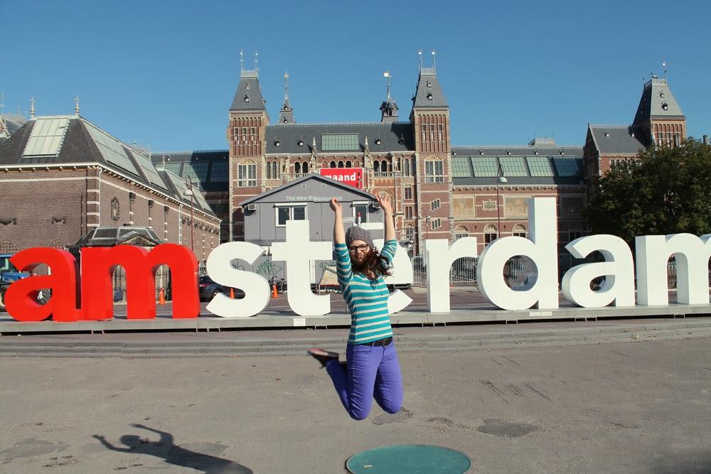Ein Tag Amsterdam // Teil 1
