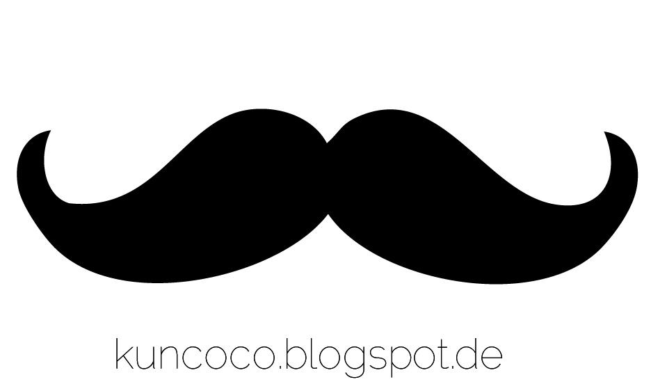 KuneCoco • DIY * Vorlage Moustache Schlüsselbrett