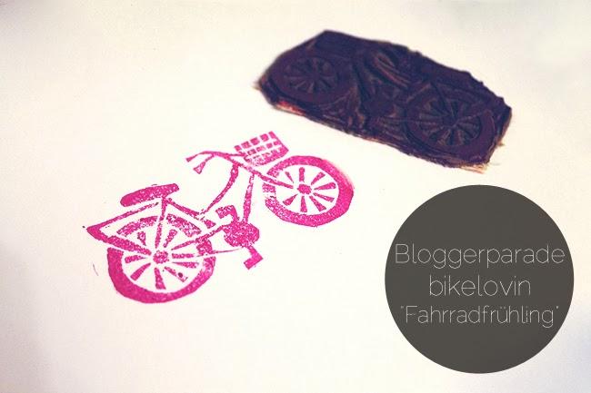 """Bloggerparade bikelovin: """"Fahrradfrühling"""""""