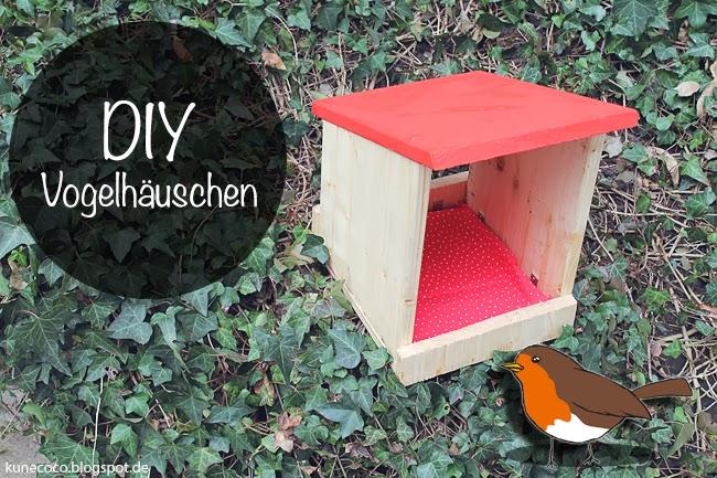 DIY // Vogelhäuschen