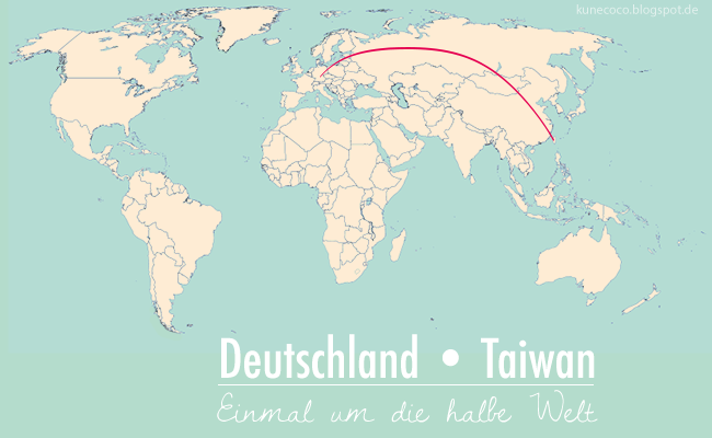 Superawesome Taiwan Trip // Part I : why, where and how