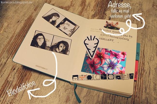 KuneCoco • DIY • Kalender selbst gestalten