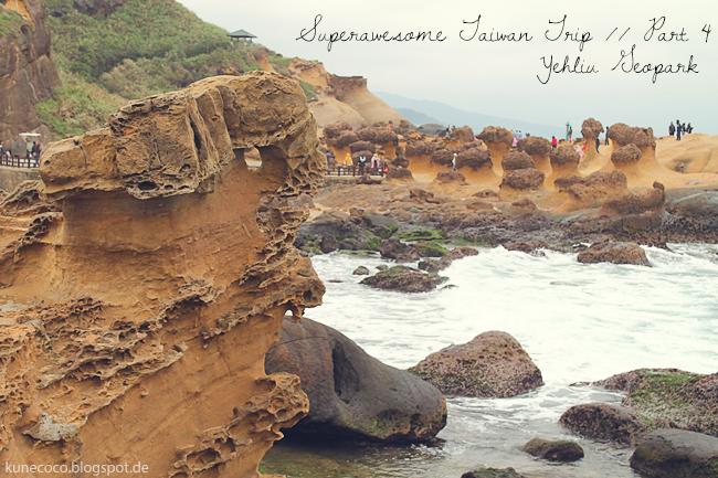 Superawesome Taiwan Trip // Part IV: Yehliu Geopark