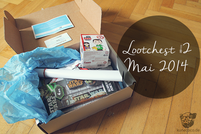 Lootchest #2 Mai 2014