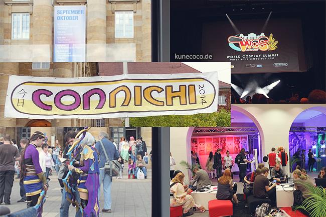 Connichi 2014 ~ Cosplay und so