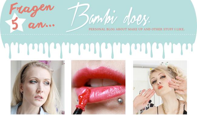 Bloggerinterview – 5 Fragen an Lena von Bambi does.