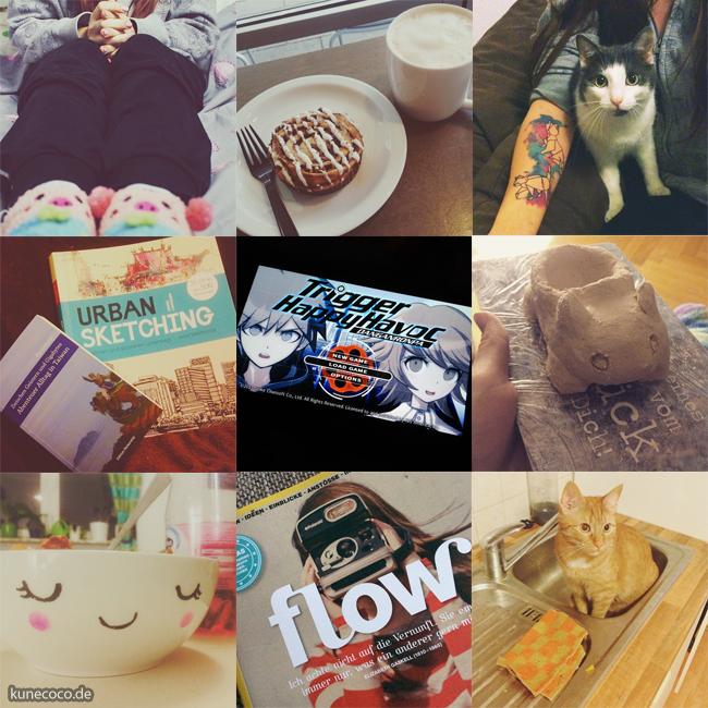 Der Januar mit Instagram!
