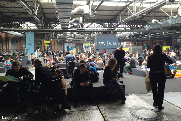 re:publica 2015 – Halle