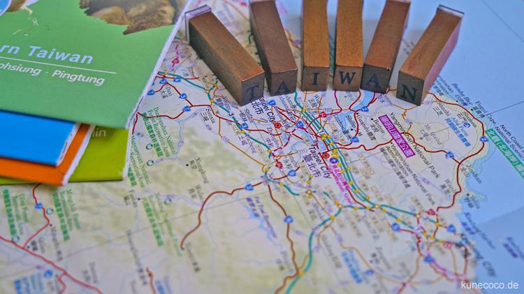 Reiseplanung Taiwan