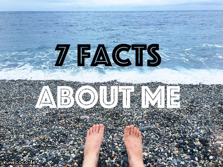 7 Facts about me (One Lovely Blog)