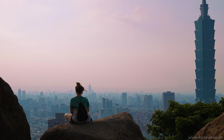 Taipei Elephant Mountain