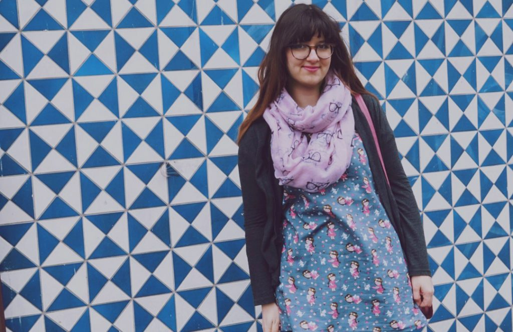 KuneCoco • DIY your closet #2 • Crazy Catlady Dress