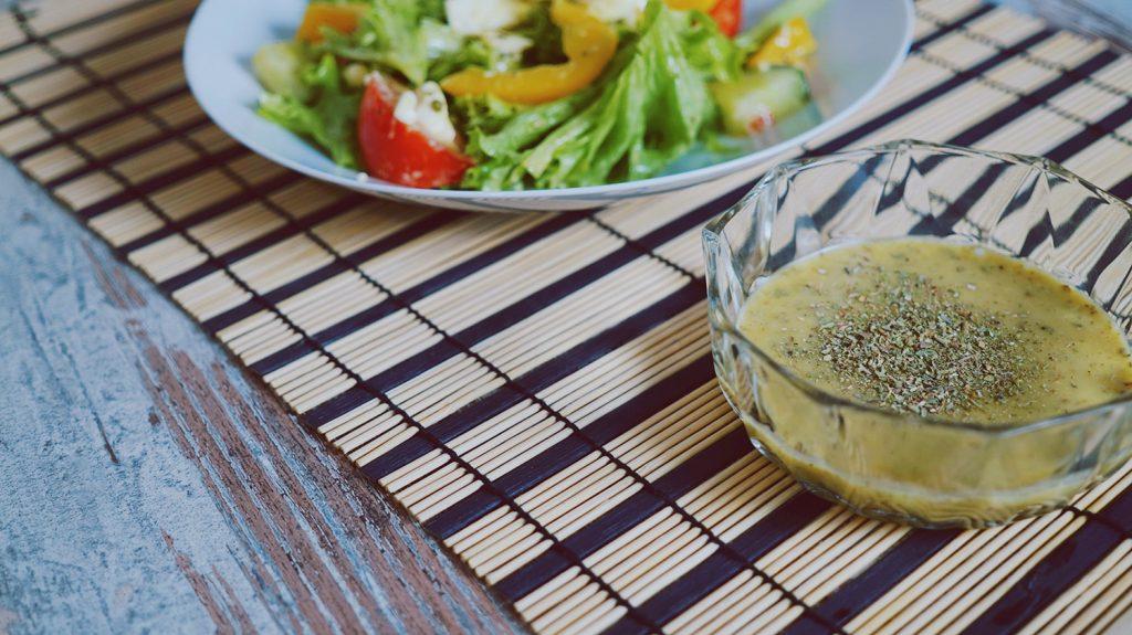 KuneCoco • Rezept • Honig-Himbeer-Senf-Dressing
