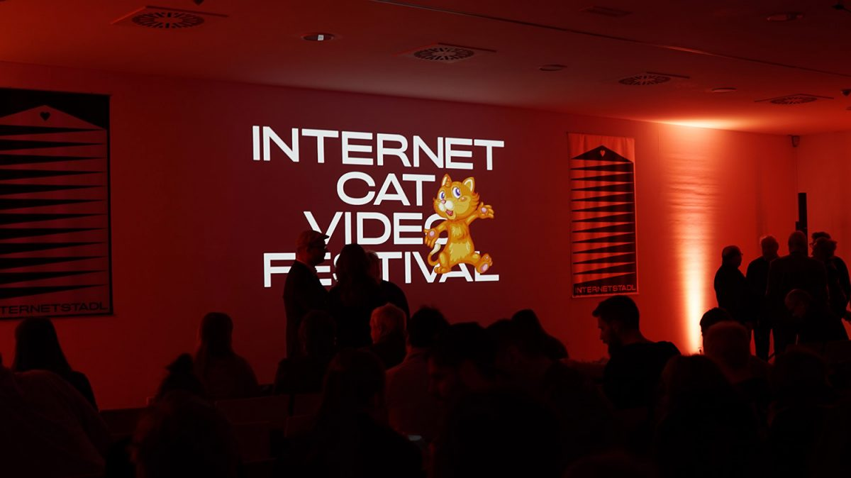 Internet Cat Video Festival Düsseldorf 2016