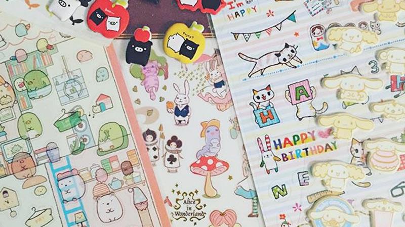 KuneCoco • Über die Angst, schöne Dinge zu benutzen • Sticker