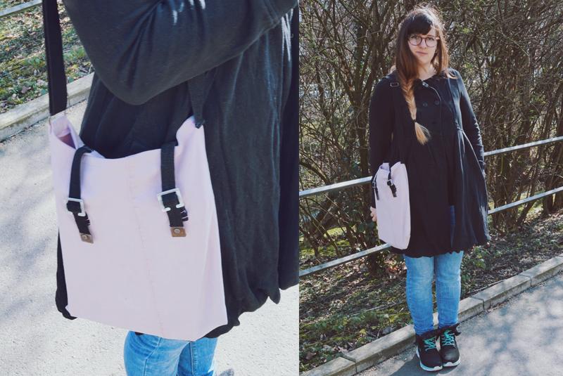 KuneCoco • DIY your closet • Neue Tasche aus alter Jeans