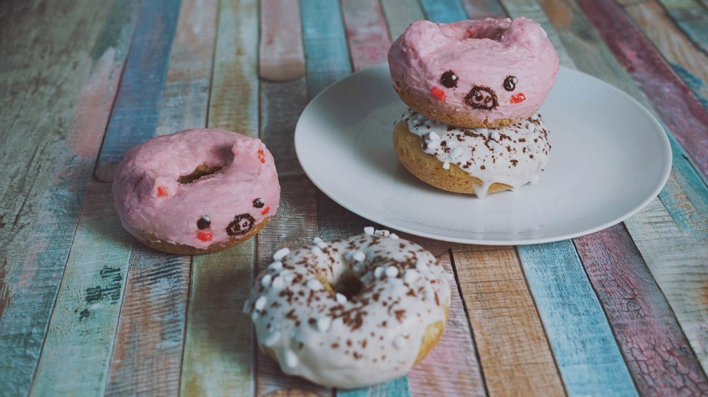KuneCoco • Rezept • Schweine Donuts