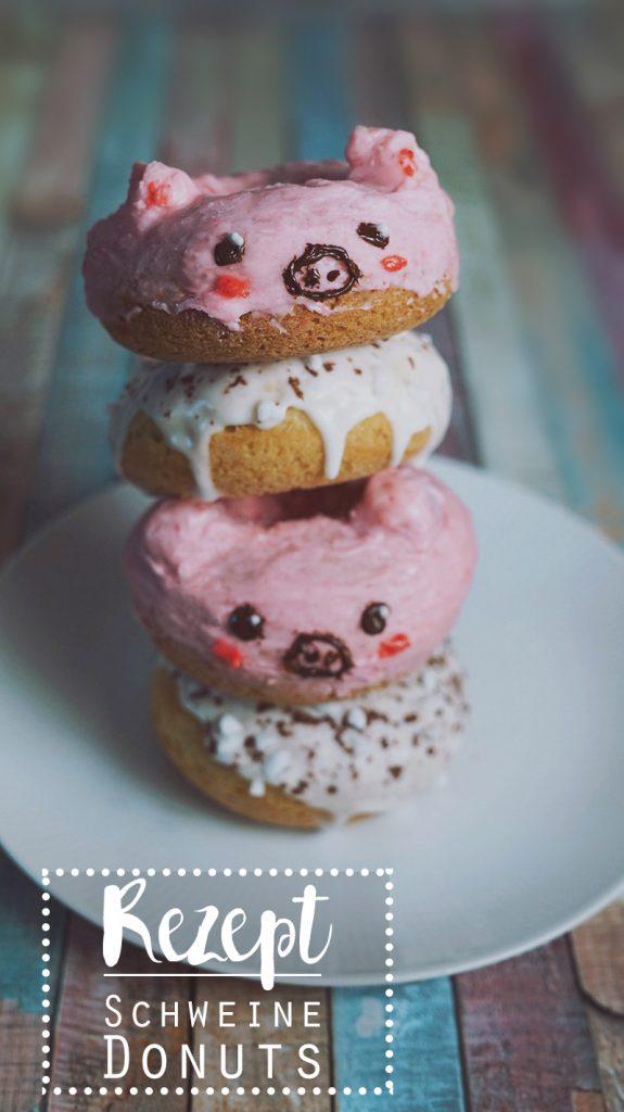 KuneCoco • Rezept • Schweine Donuts • Omnomnom
