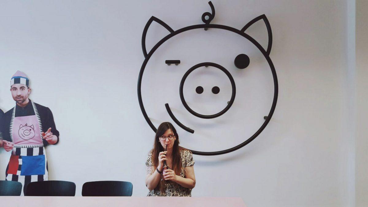 Dandy Diner ~ Schweinerestaurant in Berlin
