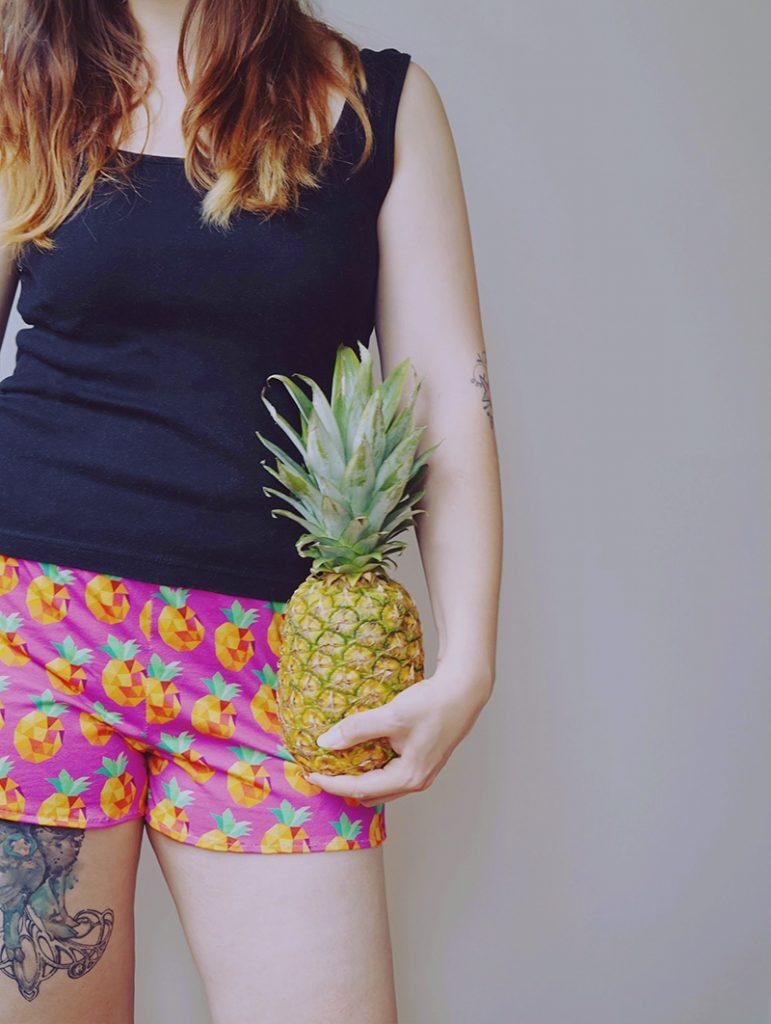 KuneCoco • DIY your closet • Shorts für den Sommer