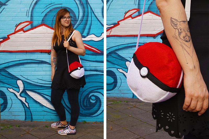 KuneCoco • DIY Pokémon-Tasche • #GottaBlogEmAll • Pokémon