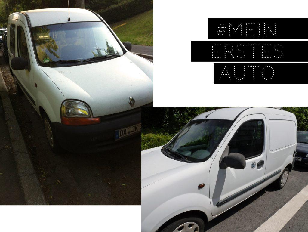 KuneCoco • #MeinErstesAuto • Renault Kangoo