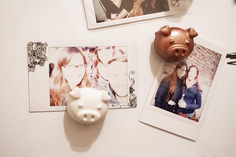 KuneCoco • DIY • Kühlschrankmagnete selbst basteln