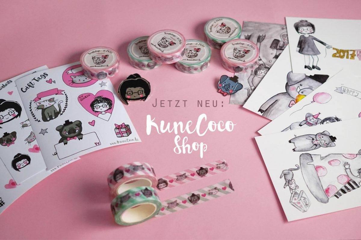 Mein KuneCoco Shop!