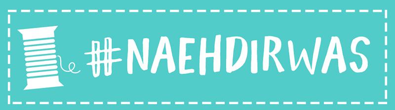 #naehdirwas Logo