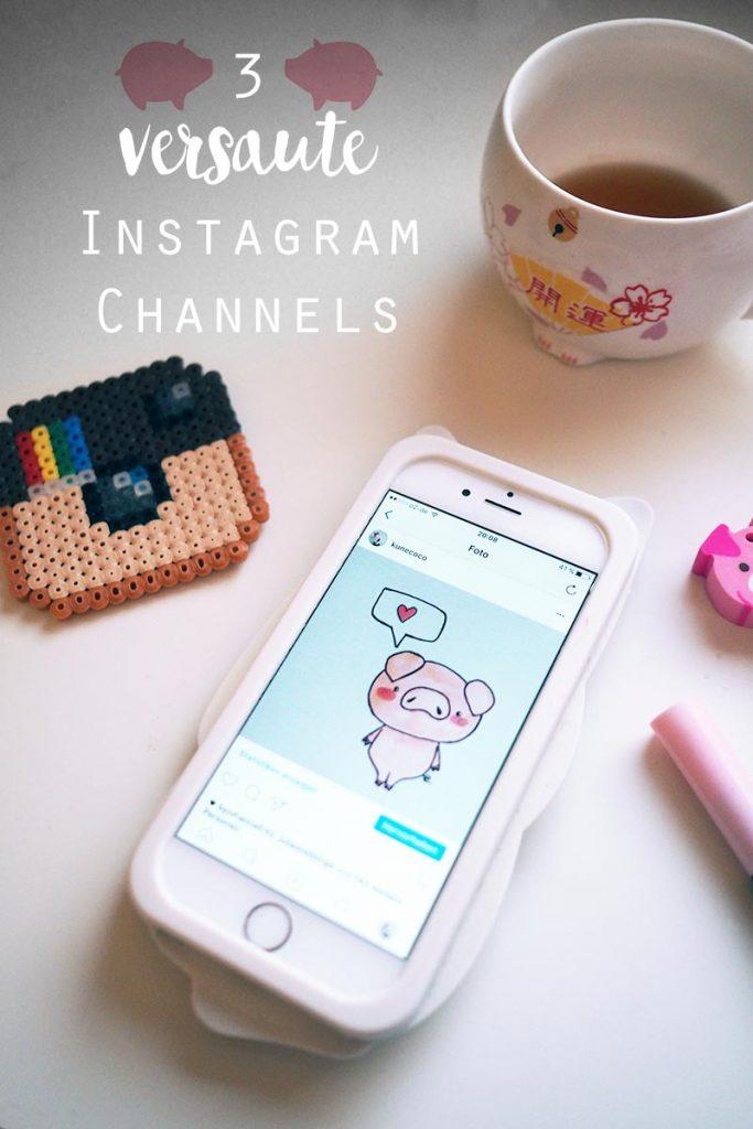 KuneCoco • Meine drei liebsten #Schweine Accounts auf Instagram