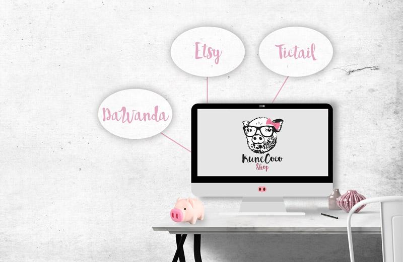 Mein eigener Onlineshop: Auswahl Shopsystem