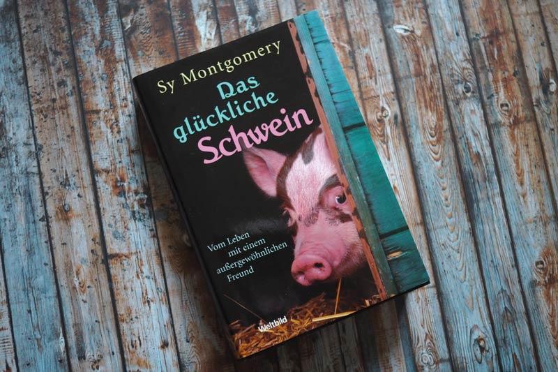 KuneCoco • 3 saugute Bücher • Das glückliche Schwein von Sy Montgomery
