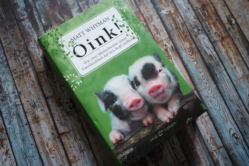 KuneCoco • 3 saugute Bücher • Oink von Matt Whyman