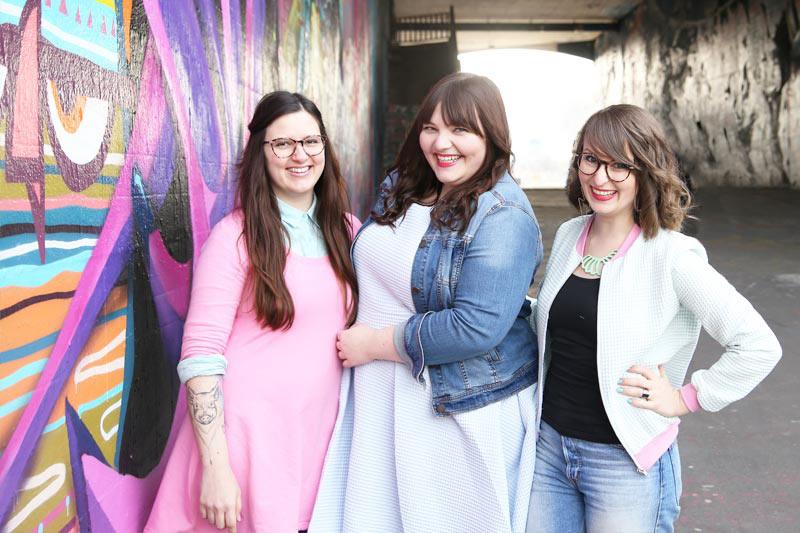 KuneCoco • #naehdirwas März • Jenni, Katha & Lisa