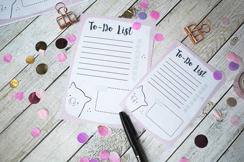 Freebie: To-Do List
