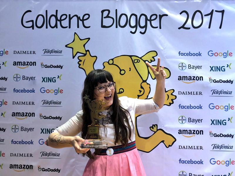 Goldene Blogger, DIY-Blogger des Jahres 2017
