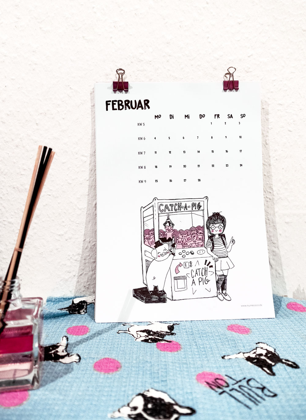 KuneCoco Kalender 2019