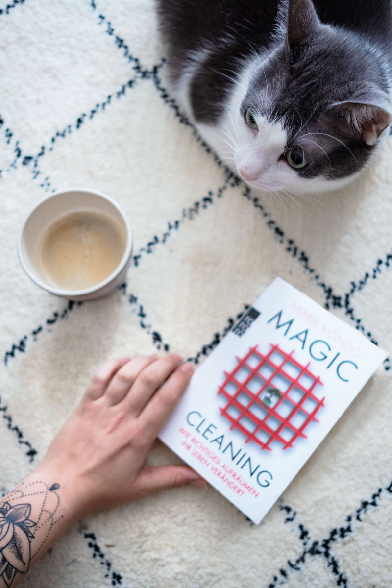 KuneCoco • Marie Kondo • Magic Cleaning