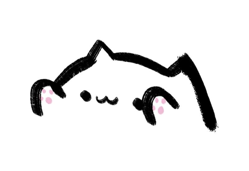 KuneCoco • Katzen Memes • Bongo Cat