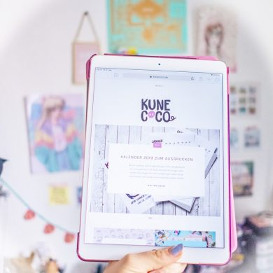 KuneCoco • Blog starten