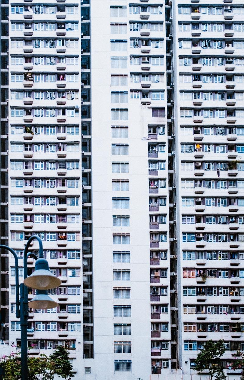 KuneCoco • Hongkong • Hochhaus