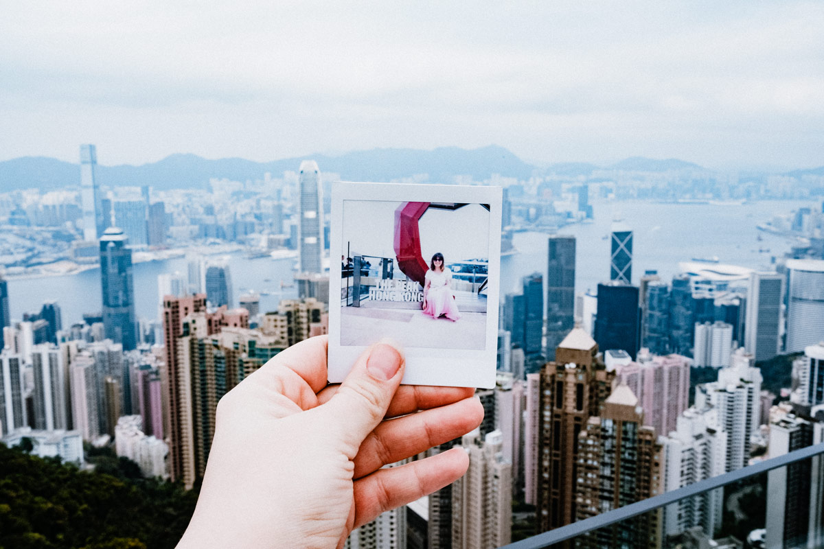 KuneCoco • Hongkong • Victoria Peak
