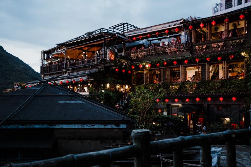 Jiufen – A-Mei Teahouse