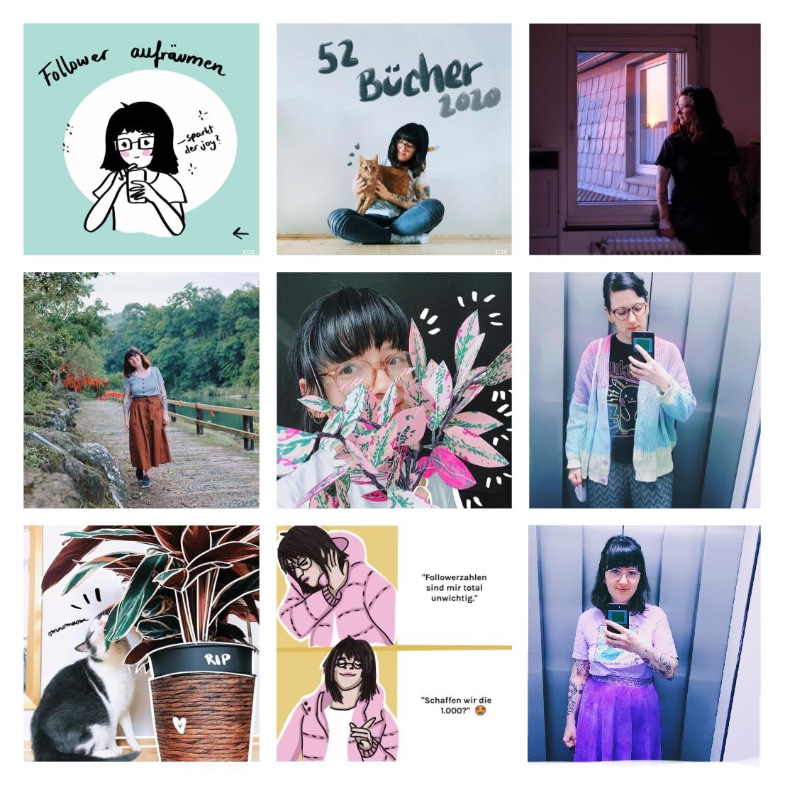 KuneCoco – Instagram Top 9